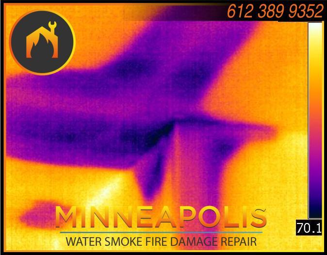water damage minneapolis MN fire smoke removal restoration 517