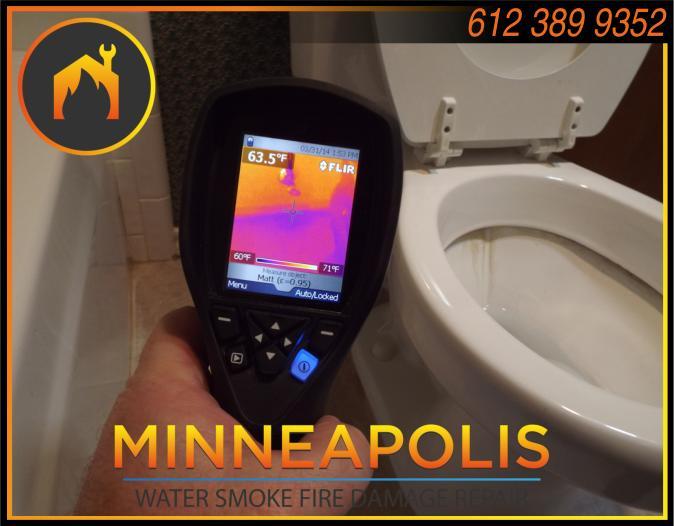 water damage minneapolis MN fire smoke removal restoration 530