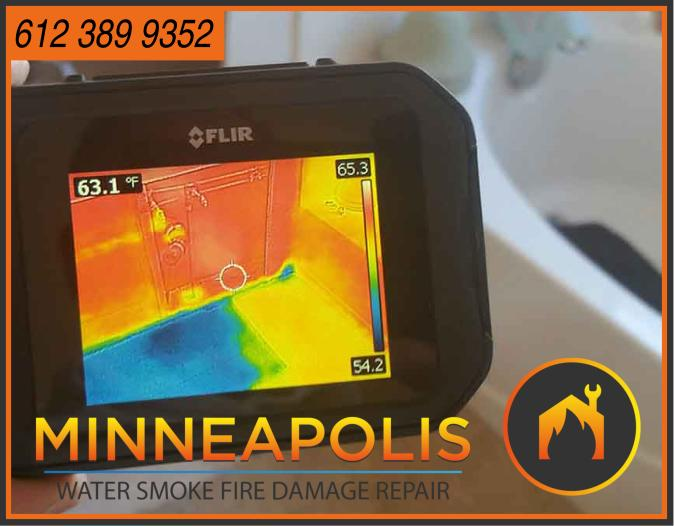 water damage minneapolis MN fire smoke removal restoration 535