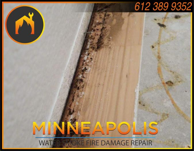 water damage minneapolis MN fire smoke removal restoration 542