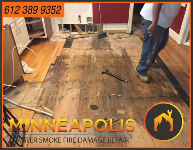 water damage minneapolis MN fire smoke removal restoration 550