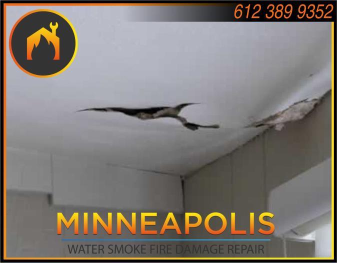 water damage minneapolis MN fire smoke removal restoration 557
