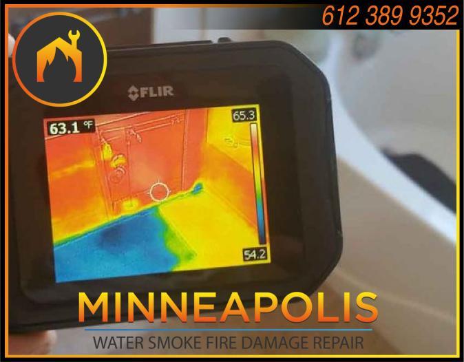 water damage minneapolis MN fire smoke removal restoration 577
